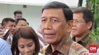 Ketua Dewan Pertimbangan Presiden Wiranto menyebut pemerintah Indonesia telah menetapkan status siaga darurat virus corona