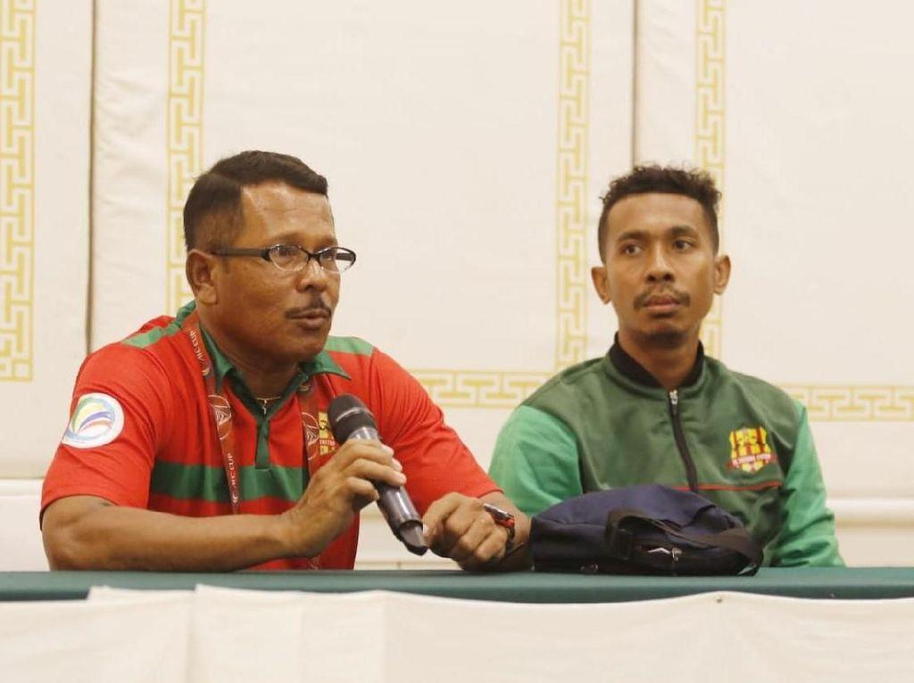 Menjamu PSM Makassar di Bali, Lalenok United Tata Mental Bertanding