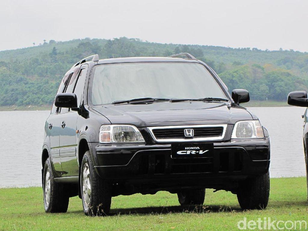 Bos Honda Kenang Cerita Buat Honda CR-V 7 Penumpang