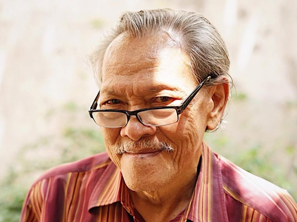 Konsisten Akting Sejak 1971, Henky Solaiman Jadi Inspirasi Aktor Indonesia