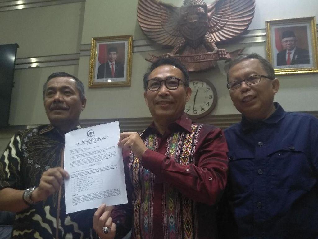 Komisi III DPR Tetapkan 5 Nama Hakim Agung, Ini Nama yang Lolos