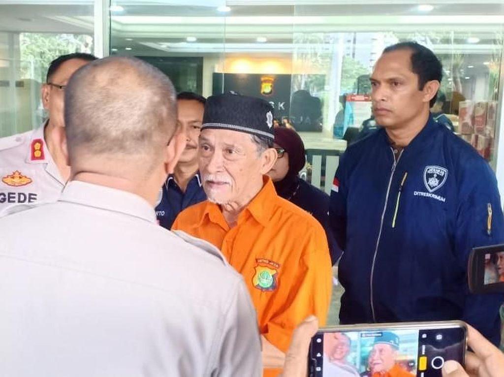 Polisi: Ketua GOIB Konsep dan Danai Spanduk Tolak Bioskop di PGC