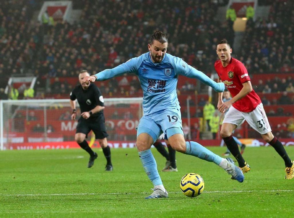 Man United Vs Burnley: Setan Merah Takluk 0-2 di Old Trafford