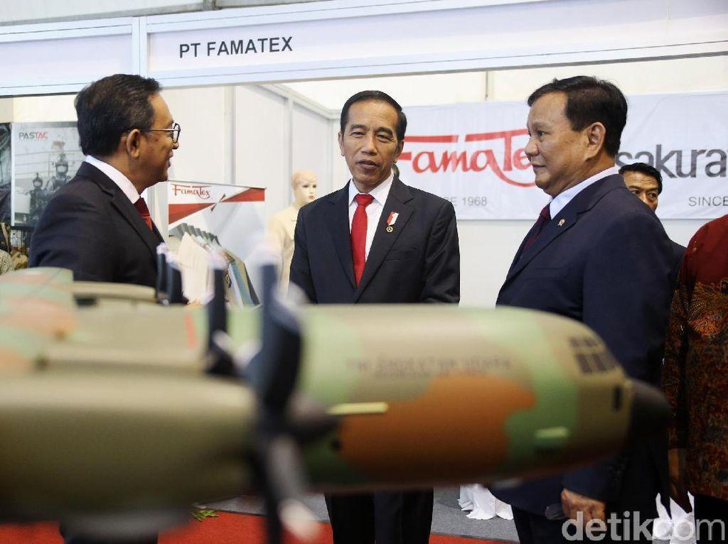 Jokowi Minta Produksi Drone RI Dipercepat, Anggarannya Bagaimana?