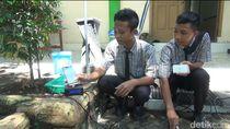 Canggih, Dua Siswa SMK di Kediri Bikin Alat Penyiram Tanaman Otomatis