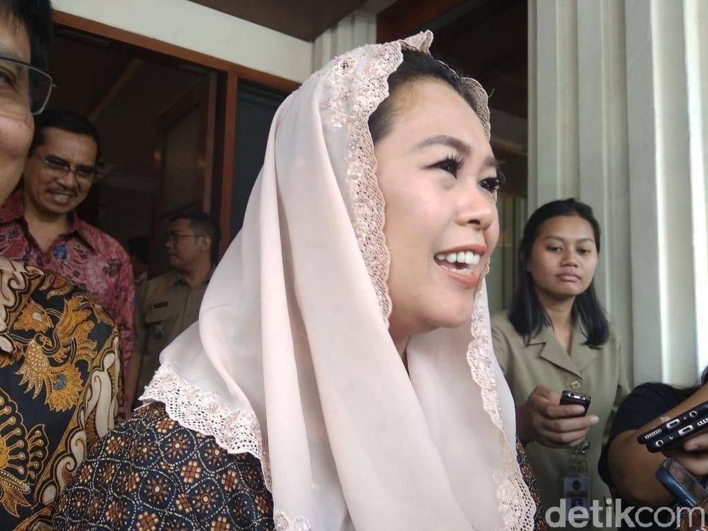 Jadi Komisaris Garuda, Yenny Wahid: Ini Kontribusi Bukan Persoalan Politik