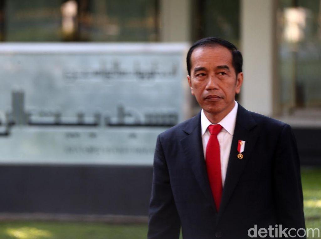 Peringati Hari Lahir Pancasila, Jokowi Ajak Pejabat Pusat-Daerah Pro-Rakyat