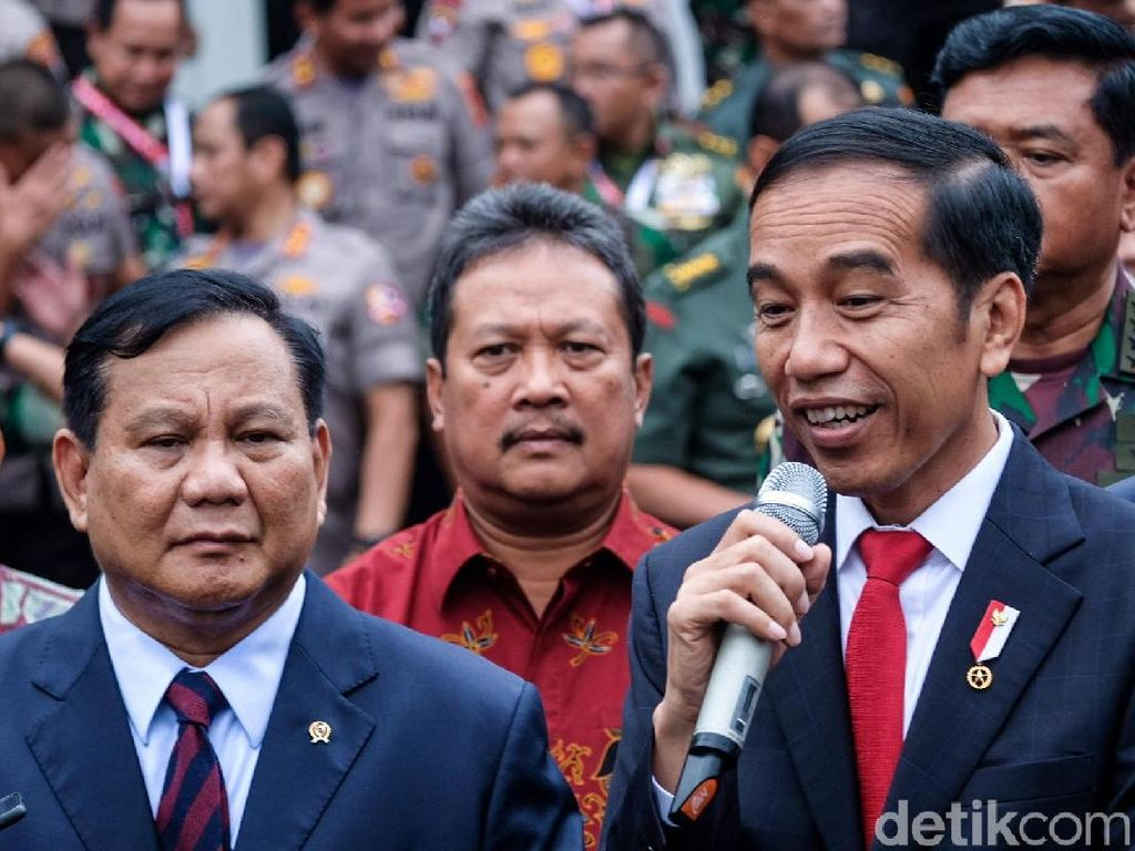 Jokowi Perintahkan Prabowo Rem Belanja Luar Negeri, Jubir Ungkap Belanja Kemhan