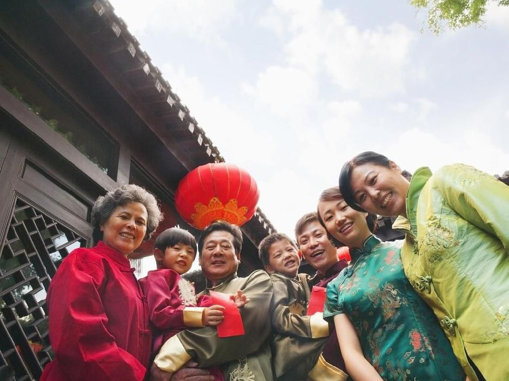 Ini Beda Perayaan Tahun Baru Imlek di China Utara dan Selatan