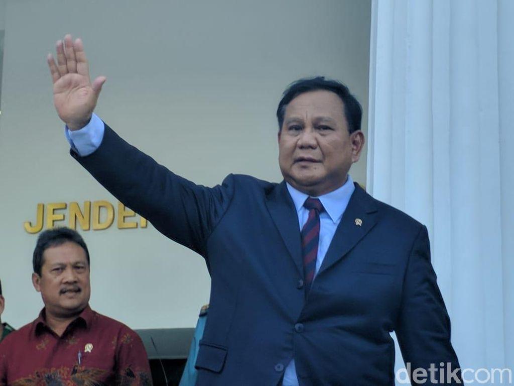 Jubir Tepis Isu Pengkhianat: Prabowo Jaga Persatuan Bangsa