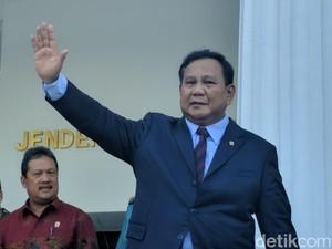 Prabowo Perkasa di Survei, Gerindra: Dia Kerja Keras untuk Bangsa