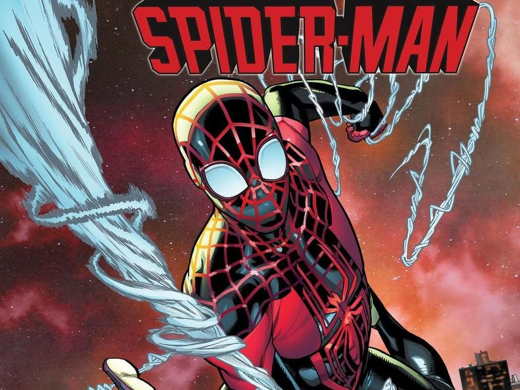 Miles Morales Spider-Man Diperkenalkan Kembali