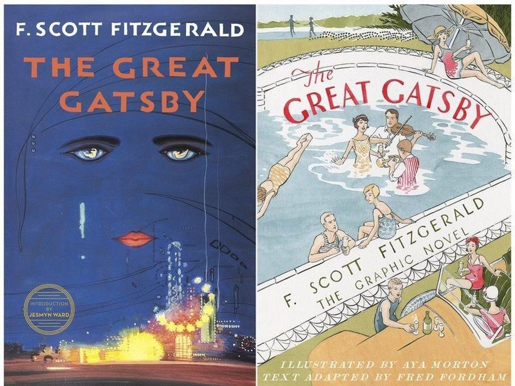 2021, Publik Bisa Akses Bebas Novel Klasik The Great Gatsby