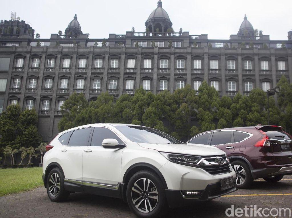 Ada yang Tahu Kepanjangan Honda CR-V?