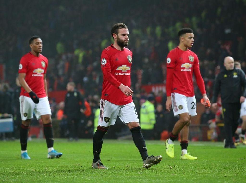 Dipermalukan Burnley, Man United Akui Tampil Tak Cukup Bagus
