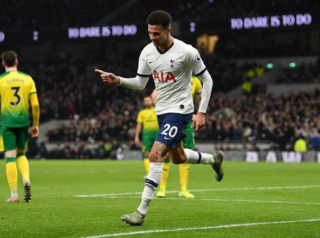 Tottenham Vs Norwich: 7 Fakta di Balik Kemenangan Penting Spurs
