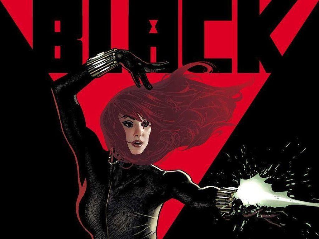 Black Widow Hadapi Aliansi Musuh yang Mematikan