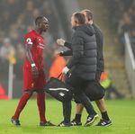 Liverpool Tunggu Kabar Cedera Sadio Mane