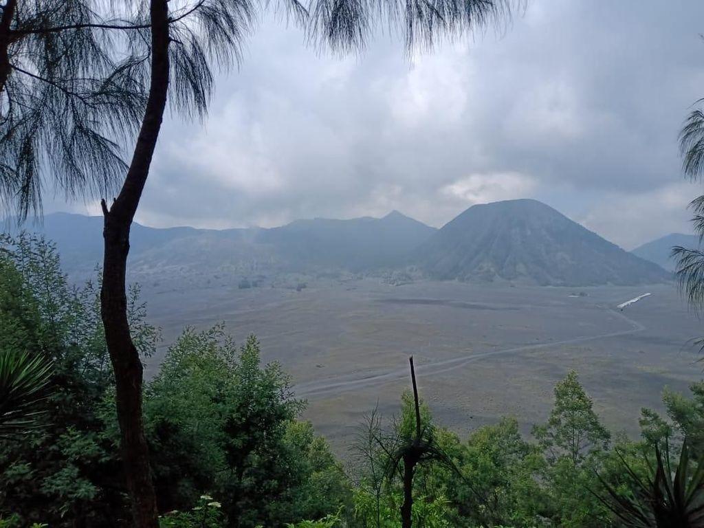 Kawasan Gunung Bromo Mulai Nihil Kendaraan Bermotor