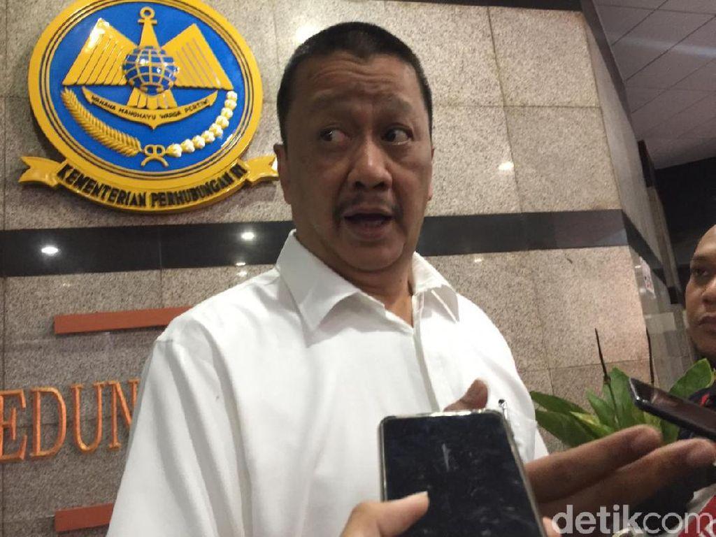 Wejangan Menhub untuk Bos Baru Garuda Indonesia
