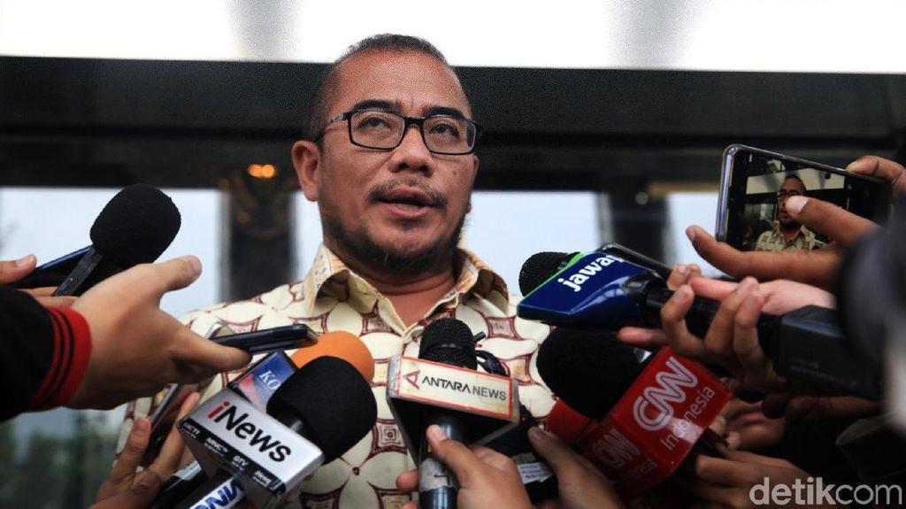 Hasyim Asyari Diperiksa KPK Terkait Kasus Wahyu Setiawan