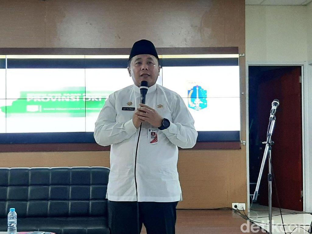 Cerita Penggenangan di Tengah Banjir Jakarta