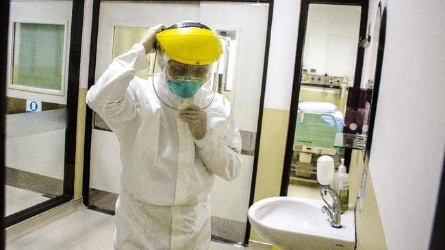 166.380 Suspek Corona Dipantau Pemerintah pada 24 Oktober