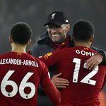 Liverpool Sudah 40 Laga Tak Terkalahkan, Samai Rekor Chelsea