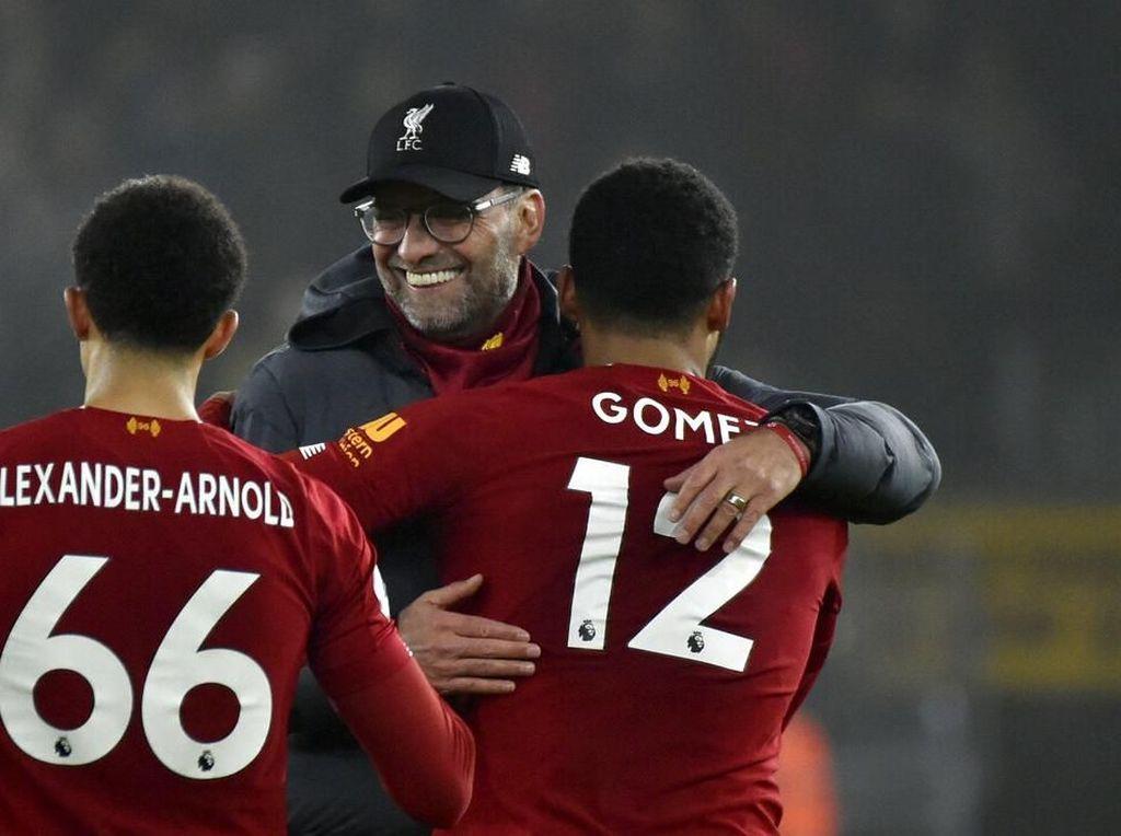 Mental Underdog Liverpool di Liga Champions