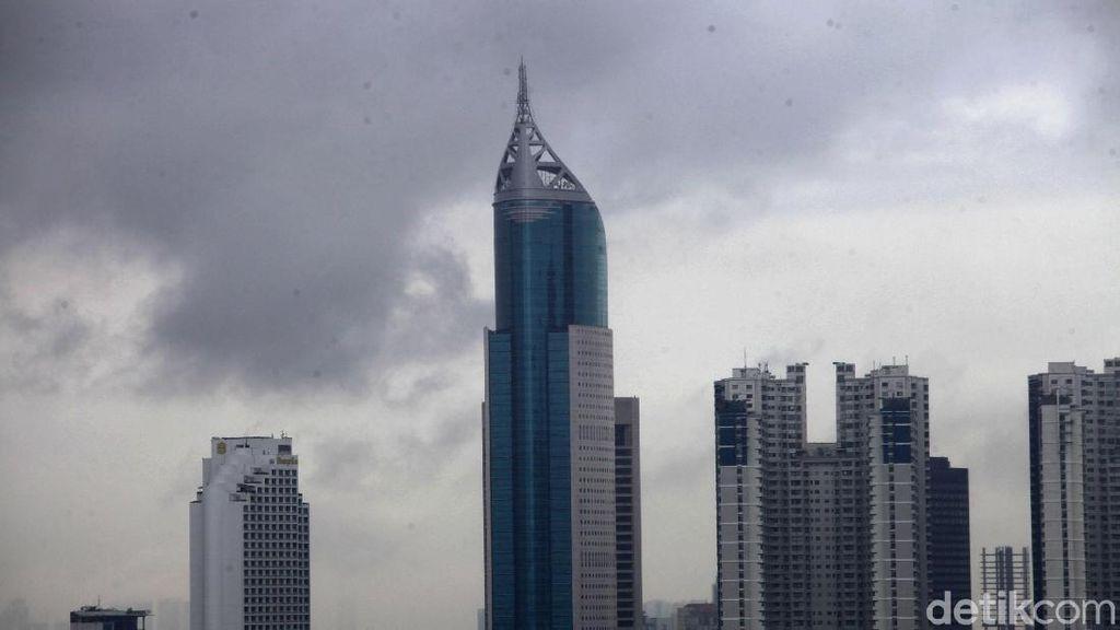 Ini Potret Jakarta Tanpa Sinar Mentari