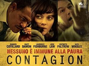 Heboh Virus Corona yang Mirip Film Contagion