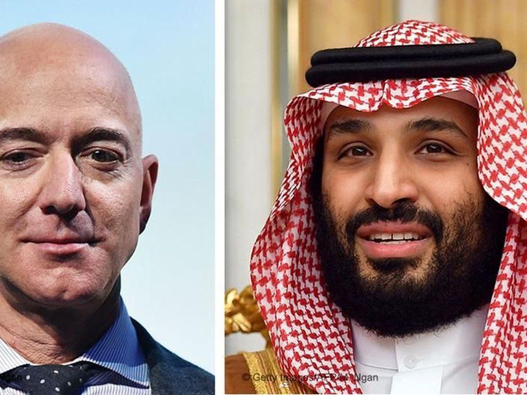 Fakta di Balik Tuduhan Peretasan Bos Amazon oleh Putra Mahkota Arab Saudi