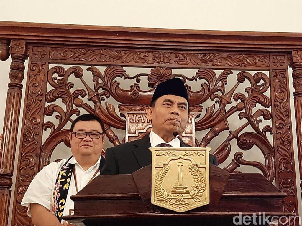 Sekda DKI: Kebon Sirih-Istiqlal Juga Diatur di Keppres 25, Harus Izin Setneg