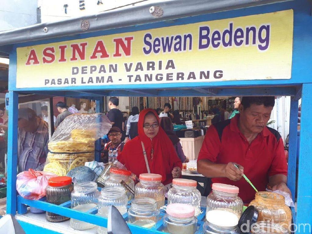 Jalan-jalan ke Pasar Lama Tangerang, Cicipi 5 Kuliner Maknyus Ini