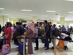 Antisipasi Virus Corona, Penumpang di Bandara Aceh Diperiksa Ketat