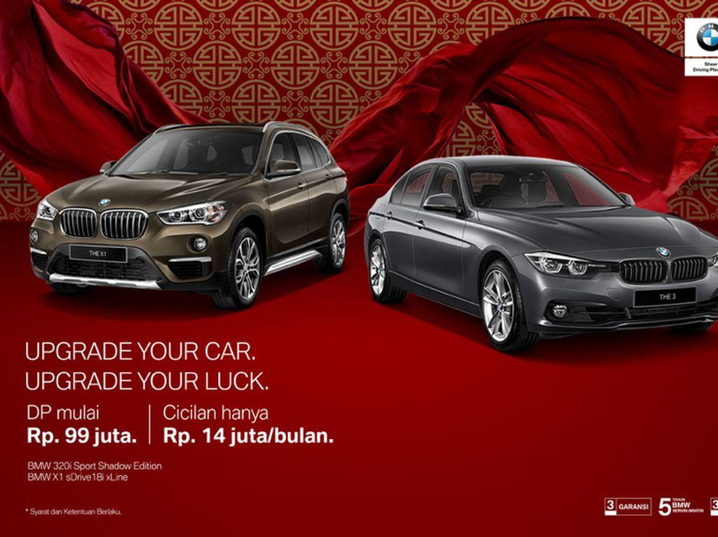 Berkah Imlek, BMW Indonesia Hadirkan Beragam Promo Menarik