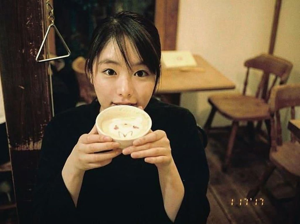 10 Potret Kulineran Erika Karata, Selingkuhan Masahiro Higashide