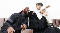 Ingin Punya Anak Perempuan, Kenangan Syekh Ali Jaber saat Tahu Istri Hamil