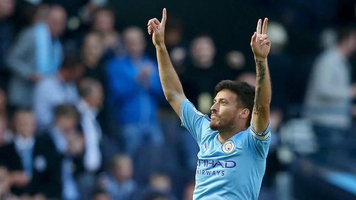 David Silva Salah Satu Pemain Terbesar dalam Sejarah Man City