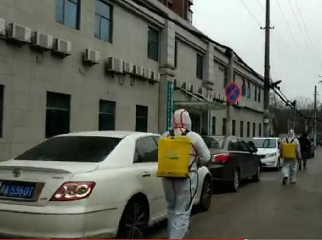 93 WNI Tertahan di Wuhan China Terkait Virus Corona, Stok Logistik Cukup