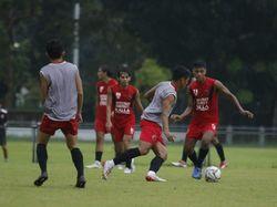 PSM Makassar Jalani Latihan Ringan di Senayan