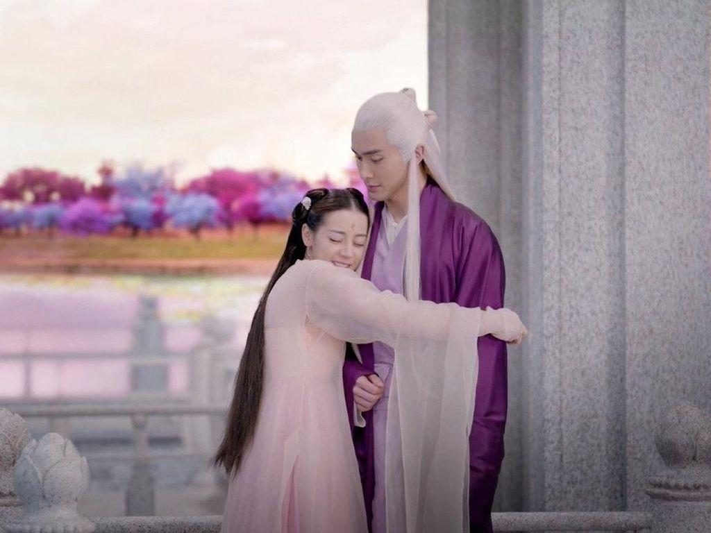 Tentang Cinta Abadi Seindah Mimpi, Serial yang Dibintangi Dilraba Dilmurat
