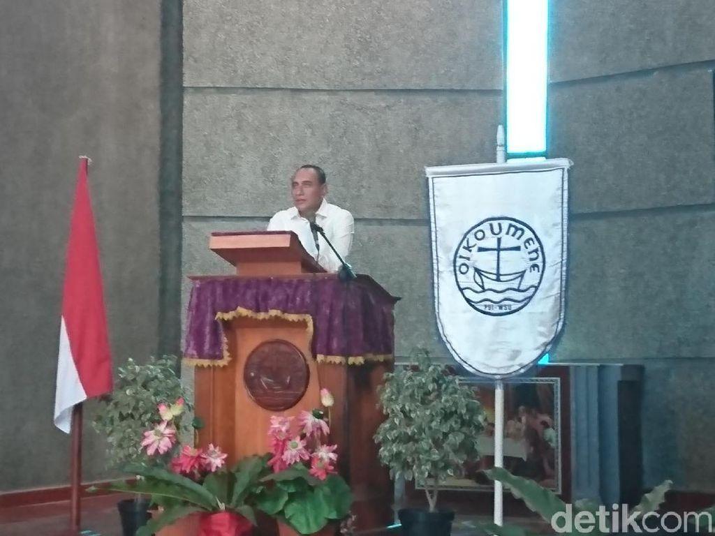 Gubsu Edy Curhat soal Wabah Kolera Babi: Saya Sampai Ditanya Pak Jokowi