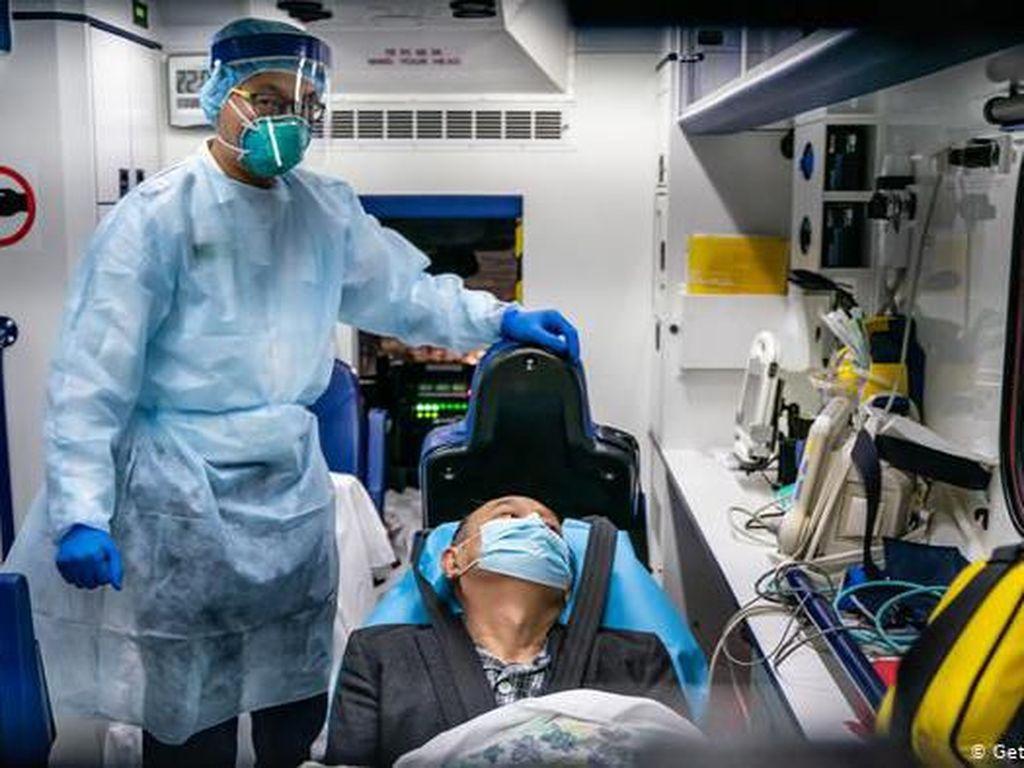 Wabah Virus Corona, China Karantina 41 Juta Penduduk di 13 Kota
