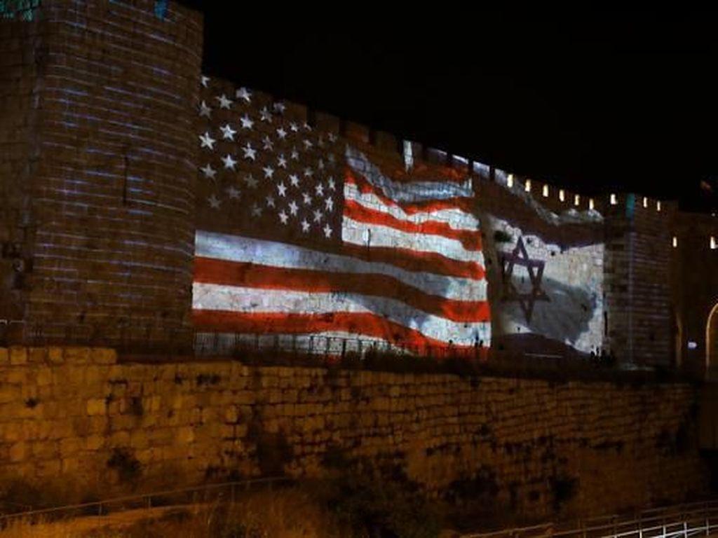 Trump Akan Umumkan Rencana Perdamainan Israel-Palestina