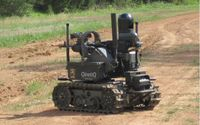 Bak Film Sci-Fi, Ini 9 Robot yang Dipakai Buat Perang