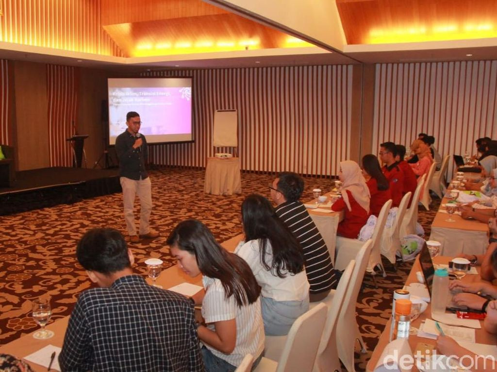 Unesco Gandeng Milenial Gelar Workshop Perubahan Iklim di Banyuwangi