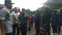 Sniper Juga Disiagakan untuk Pengamanan Imlek di Semarang