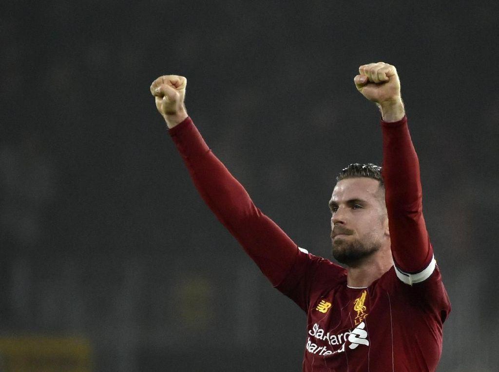 Di Mata Suarez, Henderson Salah Satu Kapten Terbaik Liverpool
