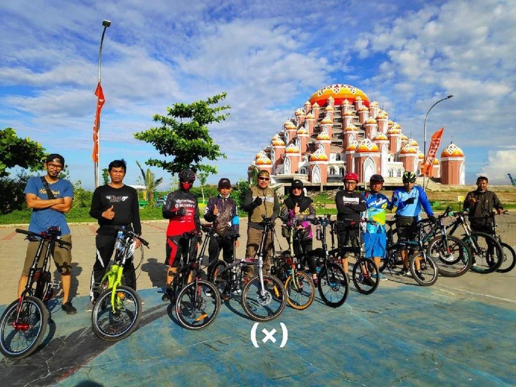Kadis Tata Ruang Kota Makassar Meninggal Dunia Saat Bersepeda